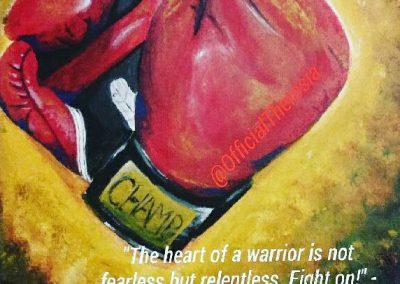 The Heart of a Champion by Therosia